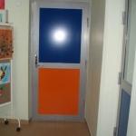 Дверь особой расцветки