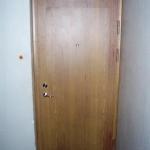 Дверь раскраски дубового шпона